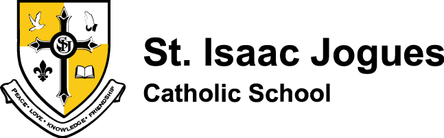 St. Isaac Jogues Catholic School Logo